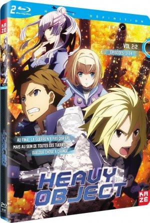 Heavy Object 2 Blu-ray