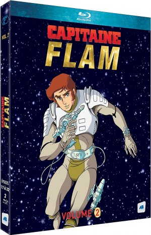 Capitaine Flam 2 Blu-ray