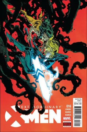 Extraordinary X-Men # 16 Issues V1 (2015 - 2017)