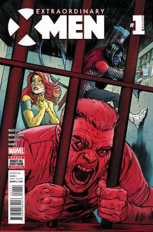 Extraordinary X-Men # 1 Issues V1 - Annual (2016)
