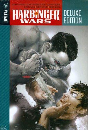 Harbinger Wars édition TPB hardcover (cartonnée)