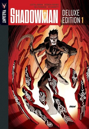 Shadowman édition TPB hardcover (cartonnée) - Deluxe - Issues V3