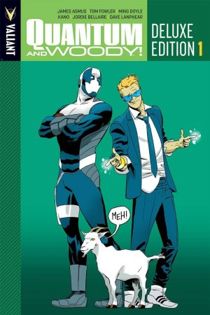 Quantum and Woody édition TPB Hardcover (cartonnée) - Issues V2