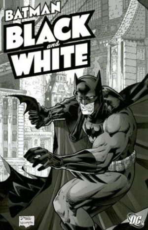 Batman - Black and White édition TPB softcover (souple)
