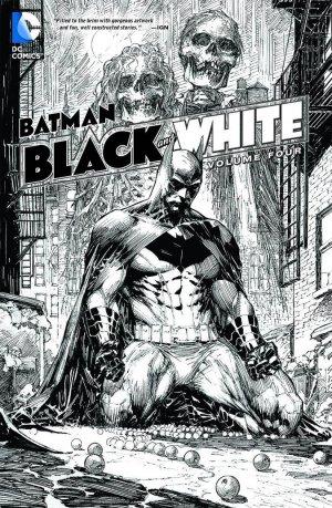 Batman - Black and White # 4