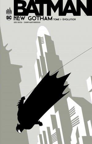 Batman - New Gotham édition TPB hardcover (cartonnée)