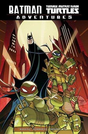 Batman et Les Tortues Ninja Aventures édition TPB softcover (souple)