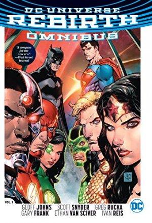 DC Univers Rebirth édition Omnibus (hardcover)