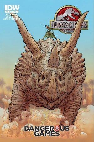 Jurassic Park - Dangerous Games édition Issues (2011 - 2012)