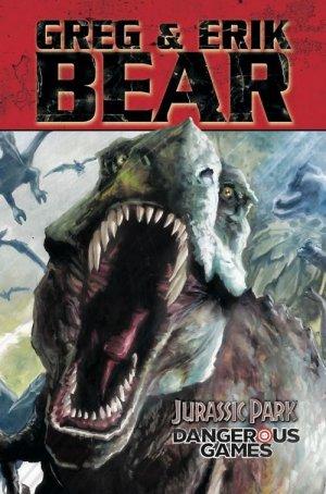 Jurassic Park - Dangerous Games édition TPB hardcover (cartonnée)