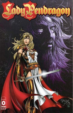 Lady Pendragon édition Issues (1998 - 1999)