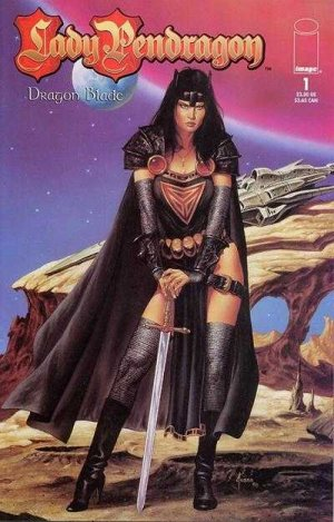 Lady Pendragon édition Issues (1999 - 2000)