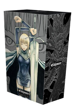 Claymore édition Claymore Complete Box Set