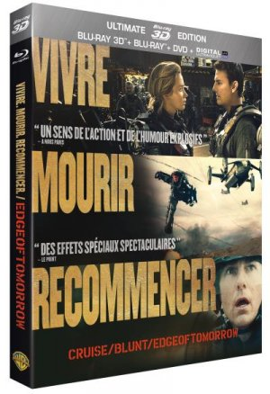 Edge Of Tomorrow édition Ultimate