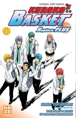 Kuroko's Basket Replace PLUS édition Simple
