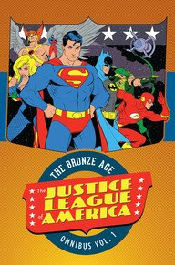 Justice League of America - The Bronze Age édition TPB hardcover (cartonnée) - Omnibus