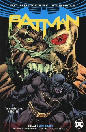 Batman # 3 TPB softcover (souple) - Issues V3