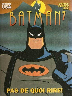 Batman (Anime) 7