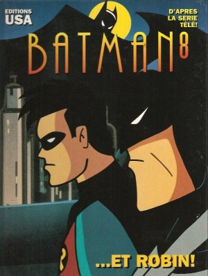 Batman (Anime) 8
