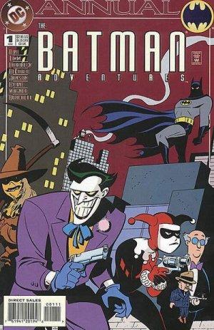 Batman - Les Nouvelles Aventures édition Issues V1 - Annuals (1994 - 1995)