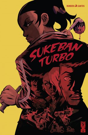 Sukeban Turbo édition TPB hardcover (cartonnée)