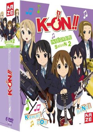 K-On!!  Intégrale DVD