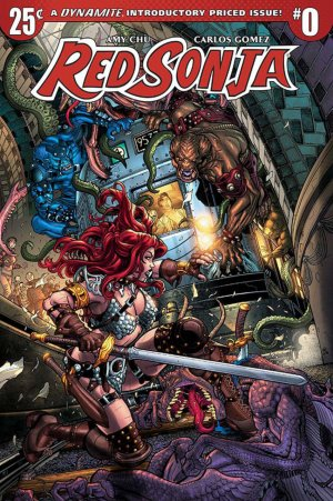 Red Sonja édition Issues V5 (2016 - en cours)