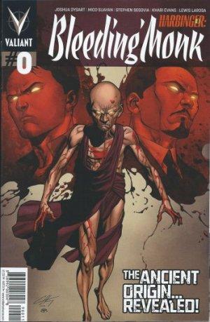 Harbinger - Bleeding Monk édition Issues