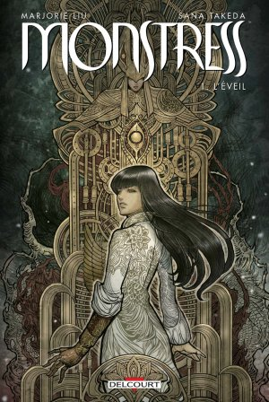 Monstress édition TPB hardcover (cartonnée)