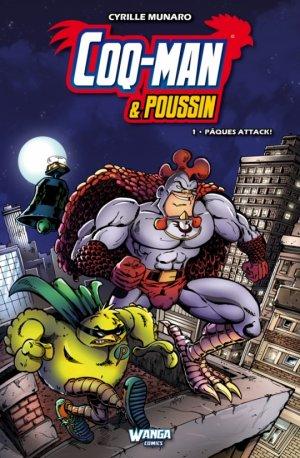 Coq-Man & Poussin édition Simple