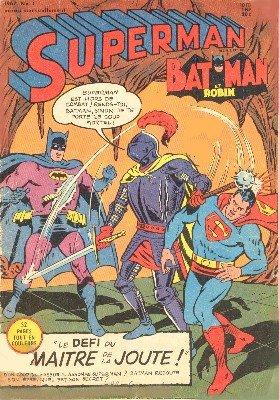 Superman édition Kiosque V1 (1967)