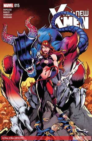 All-New X-Men # 15 Issues V2 (2015 - 2017)