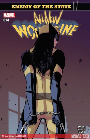 All-New Wolverine # 14 Issues (2015 - 2018)