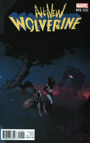 All-New Wolverine # 15 Issues (2015 - 2018)