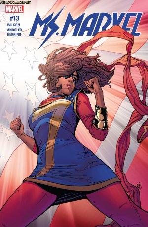 Ms. Marvel # 13 Issues V4 (2015 - 2019)