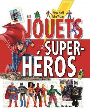 Les jouets des super-héros édition TPB hardcover (cartonnée)