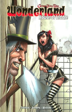 House of Liddle édition TPB softcover (souple)