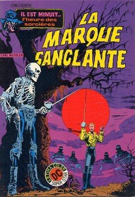Il Est Minuit... L'Heure des Sorcières édition Kiosque V3 (1981 - 1983)