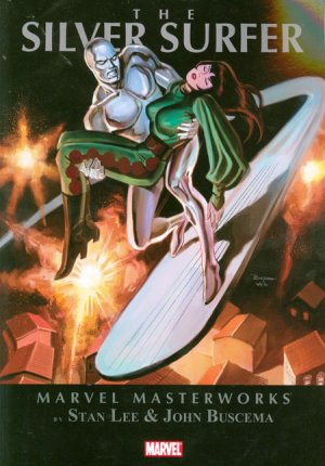 Silver Surfer # 2 TPB softcover (souple)
