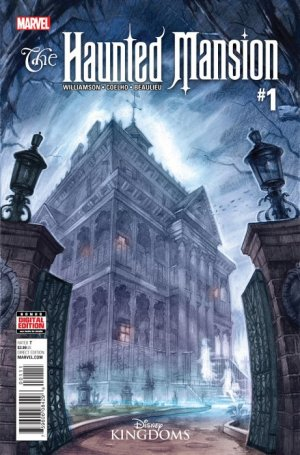 The Haunted Mansion édition Issues (2016)