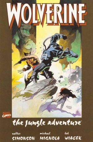Wolverine - Jungle Saga édition TPB softcover (souple)