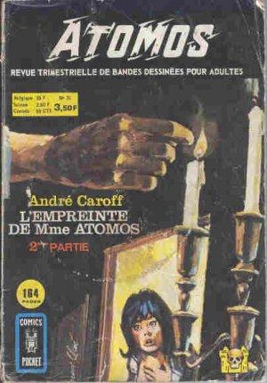 Strange Tales # 20 Kiosque (1968 - 1977)
