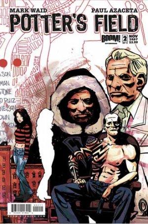 Le Jardin des souvenirs # 2 Issues (2007)