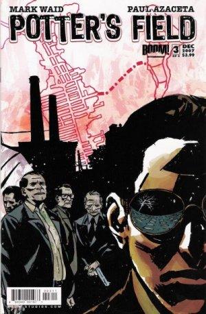 Le Jardin des souvenirs # 3 Issues (2007)