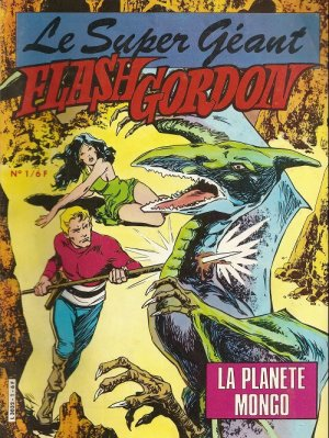 Le super géant Flash Gordon édition Kiosque