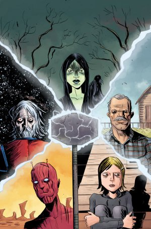Black Hammer édition Issues - Annuals