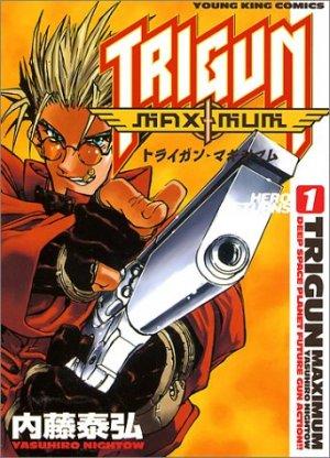 Trigun Maximum édition simple
