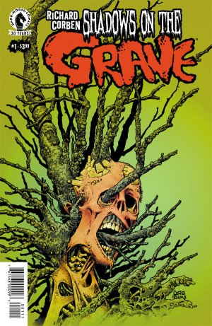 Shadows on the Grave édition Issues (2016 - Ongoing)