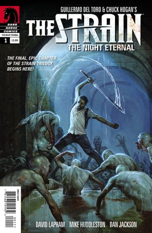 The Strain - The Night Eternal 1