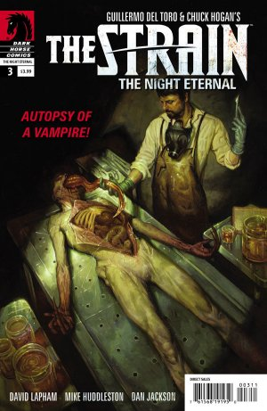 The Strain - The Night Eternal 3